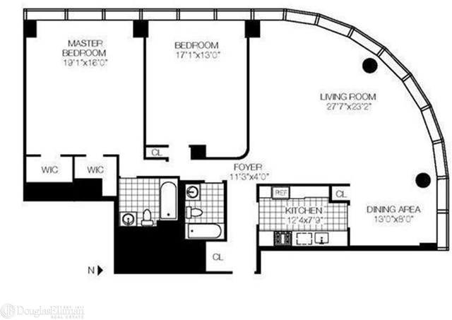 2 Bedrooms, Upper East Side Rental in NYC for $9,900 - Photo 2