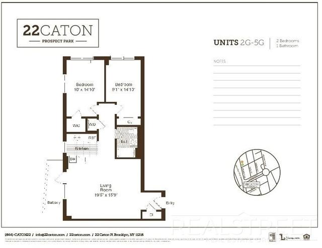 2 Bedrooms, Windsor Terrace Rental in NYC for $3,800 - Photo 2