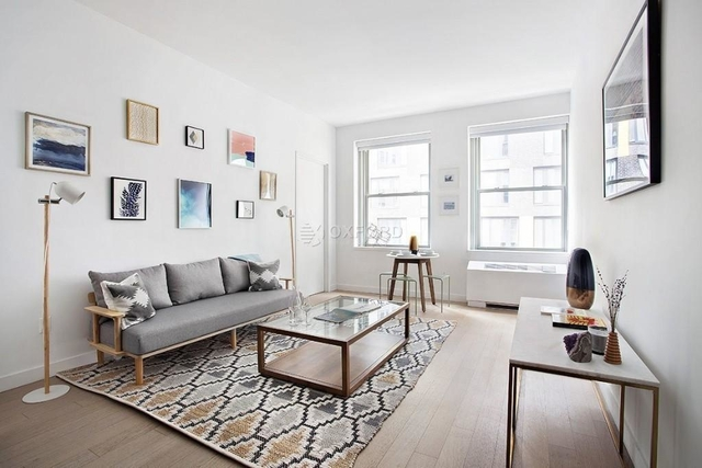 1 Bedroom, Financial District Rental in NYC for $3,980 - Photo 2
