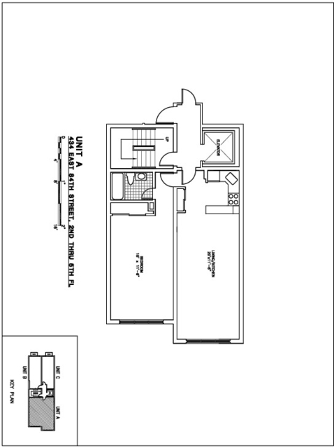 1 Bedroom, Yorkville Rental in NYC for $3,010 - Photo 2