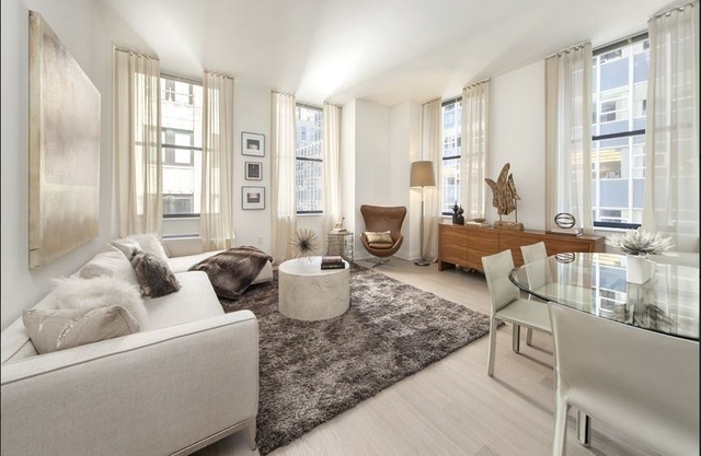 2 Bedrooms, Financial District Rental in NYC for $7,085 - Photo 1
