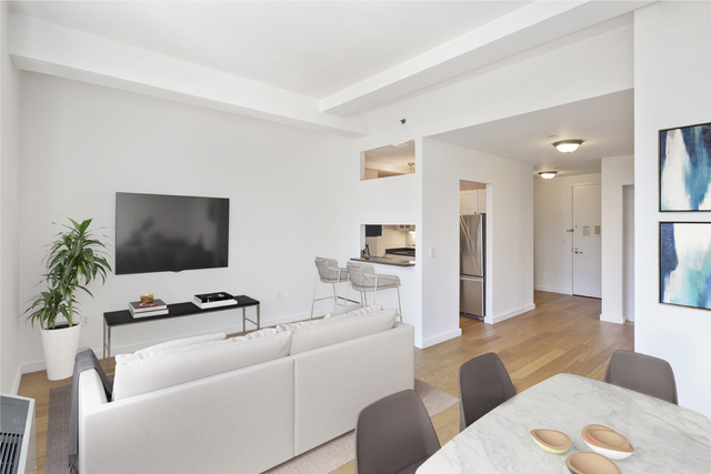 1 Bedroom, Civic Center Rental in NYC for $4,300 - Photo 2