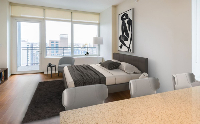 Studio, Hunters Point Rental in NYC for $2,430 - Photo 1