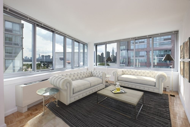 1 Bedroom, Hunters Point Rental in NYC for $3,554 - Photo 2