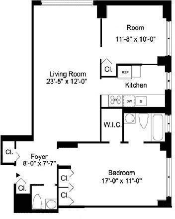 2 Bedrooms, Upper East Side Rental in NYC for $5,600 - Photo 2