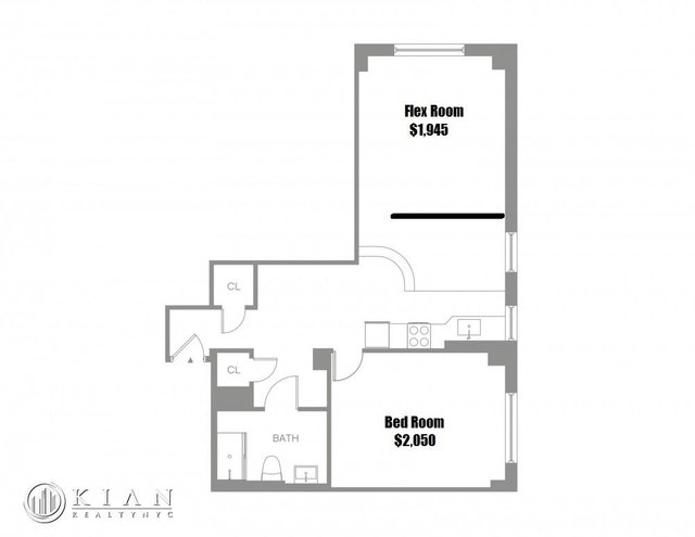 Room, Morningside Heights Rental in NYC for $1,945 - Photo 1