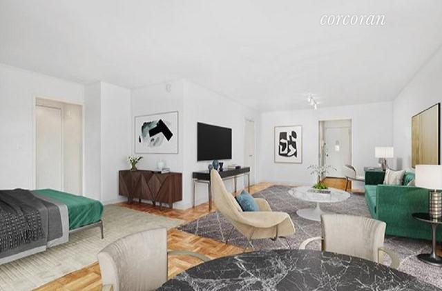Studio, Yorkville Rental in NYC for $3,195 - Photo 2