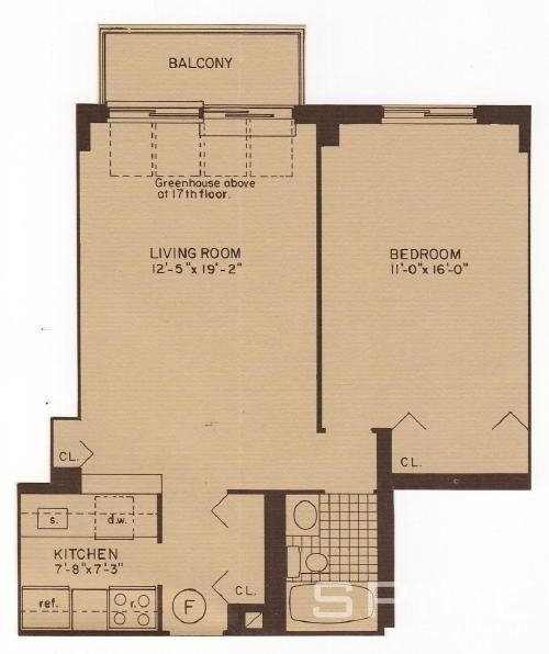 1 Bedroom, Rose Hill Rental in NYC for $4,159 - Photo 2