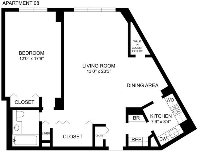 1 Bedroom, Spuyten Duyvil Rental in NYC for $2,123 - Photo 2