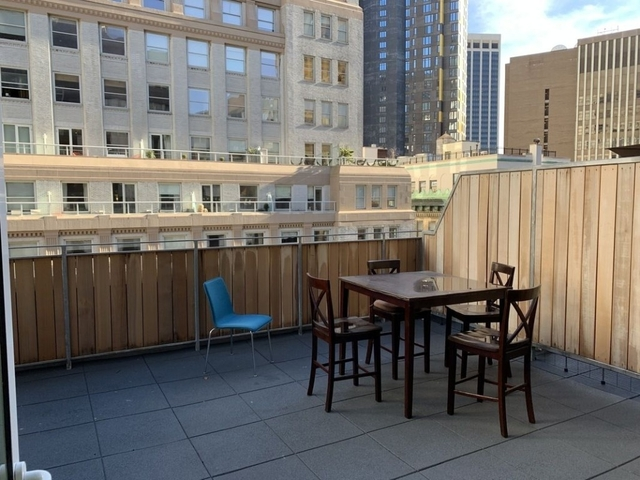 1 Bedroom, Financial District Rental in NYC for $4,445 - Photo 1