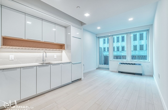 Studio, Financial District Rental in NYC for $3,872 - Photo 1