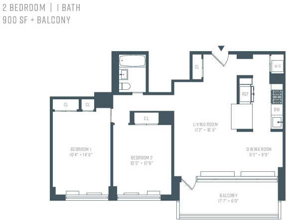 2 Bedrooms, Manhattan Valley Rental in NYC for $4,690 - Photo 2