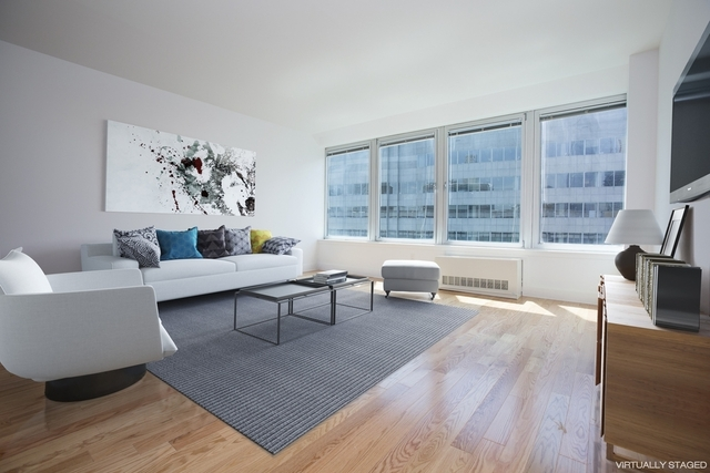 Studio, Financial District Rental in NYC for $4,600 - Photo 2