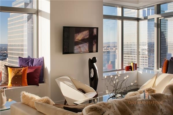 1 Bedroom, Financial District Rental in NYC for $6,000 - Photo 1