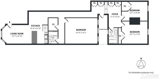3 Bedrooms, Highbridge Rental in NYC for $2,800 - Photo 2