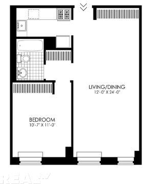 1 Bedroom, Lower East Side Rental in NYC for $4,595 - Photo 2