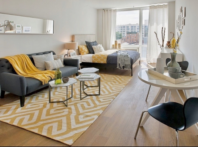 Studio, Hunters Point Rental in NYC for $2,886 - Photo 1