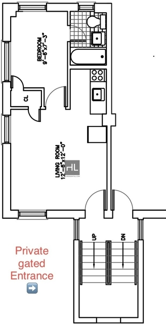 1 Bedroom, Gramercy Park Rental in NYC for $2,750 - Photo 2