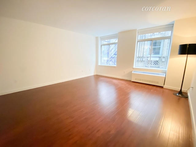 Studio, Financial District Rental in NYC for $2,450 - Photo 1