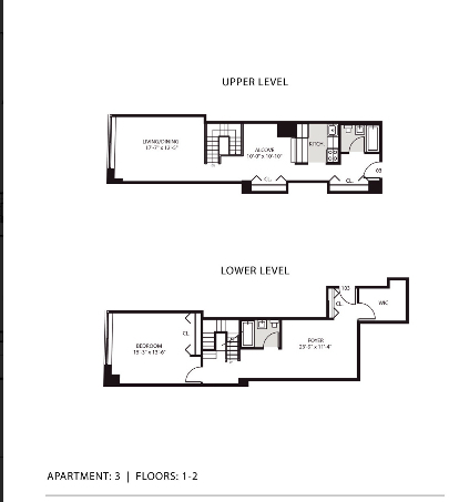1 Bedroom, Financial District Rental in NYC for $5,569 - Photo 2