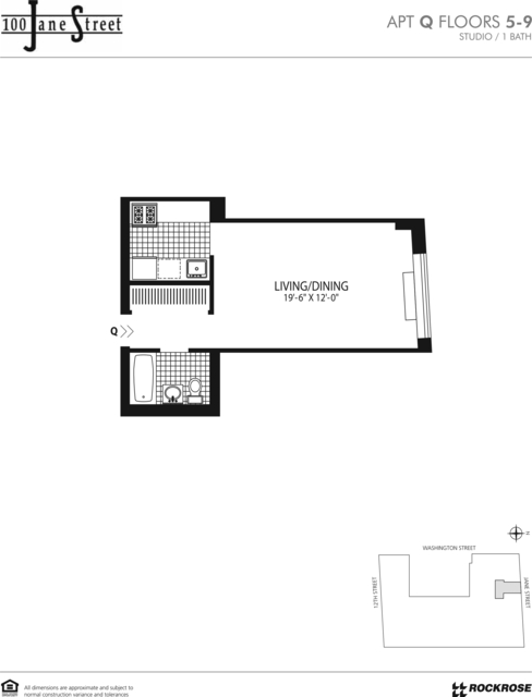 Studio, West Village Rental in NYC for $3,895 - Photo 2
