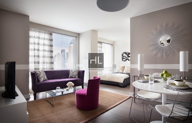 Studio, Hell's Kitchen Rental in NYC for $3,950 - Photo 1