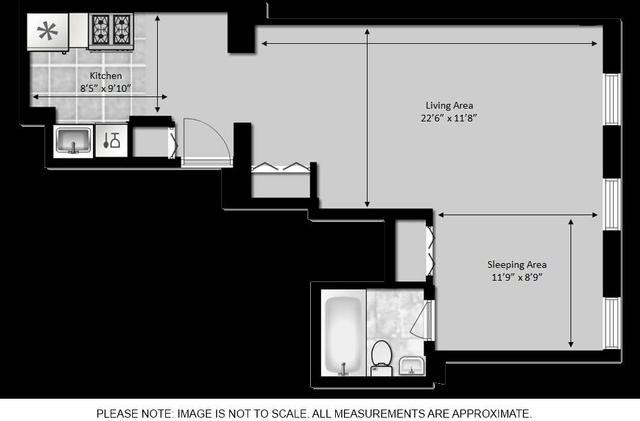 Studio, Upper East Side Rental in NYC for $2,775 - Photo 2