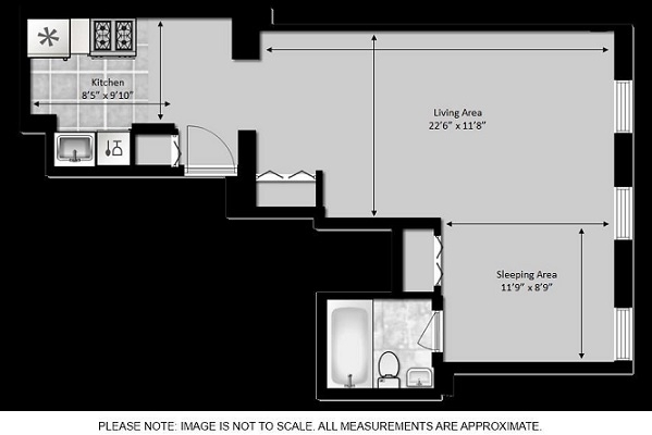 Studio, Upper East Side Rental in NYC for $2,750 - Photo 2