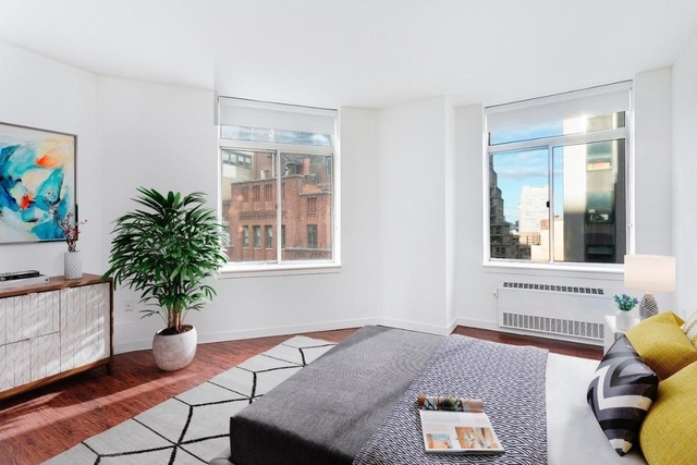 1 Bedroom, Financial District Rental in NYC for $3,644 - Photo 2