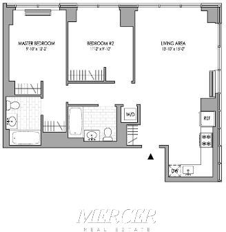 Room, Hell's Kitchen Rental in NYC for $4,950 - Photo 2