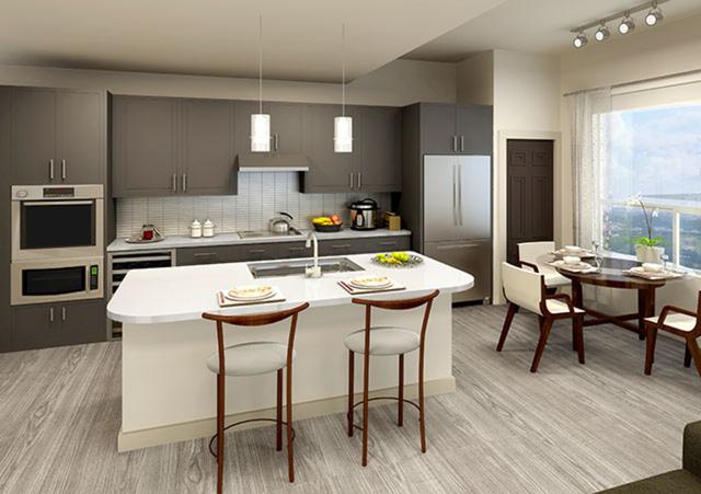1 Bedroom, Woodland Heights Condominiums Rental in Houston for $2,100 - Photo 2