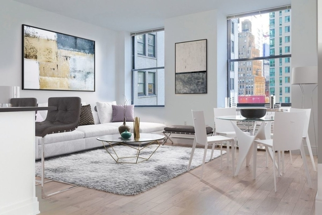 Studio, Financial District Rental in NYC for $3,473 - Photo 1