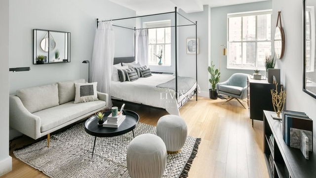 Studio, Financial District Rental in NYC for $3,799 - Photo 1
