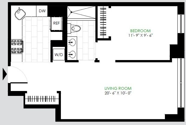 1 Bedroom, Upper East Side Rental in NYC for $3,667 - Photo 2