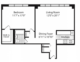 1 Bedroom, Yorkville Rental in NYC for $3,800 - Photo 2