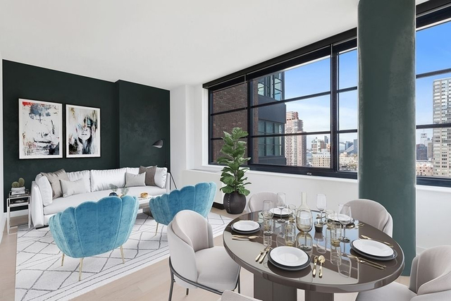 Studio, Hell's Kitchen Rental in NYC for $3,916 - Photo 1