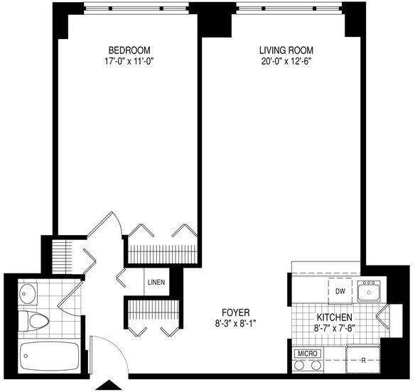 1 Bedroom, Yorkville Rental in NYC for $4,095 - Photo 2