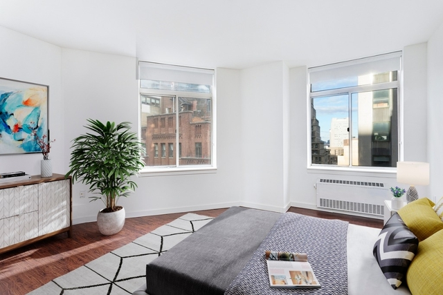 1 Bedroom, Financial District Rental in NYC for $3,640 - Photo 2