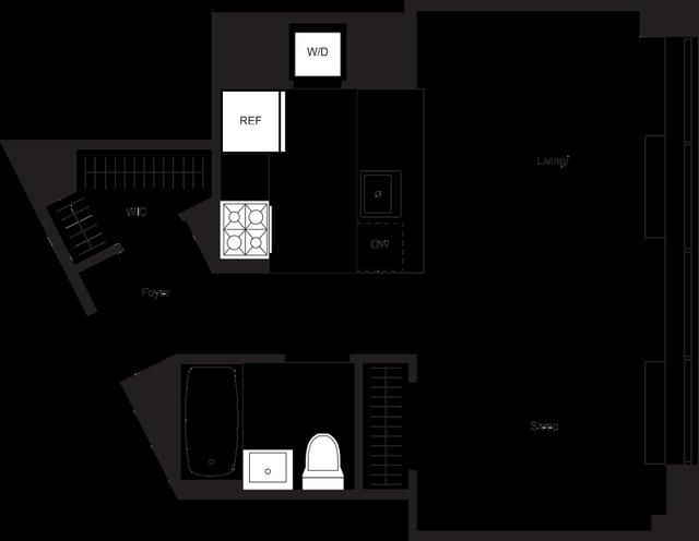 Studio, Chelsea Rental in NYC for $4,350 - Photo 1
