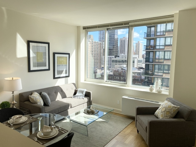 1 Bedroom, Lincoln Square Rental in NYC for $3,470 - Photo 1
