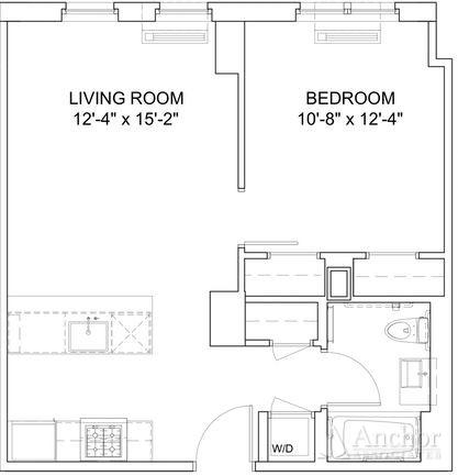 1 Bedroom, Hell's Kitchen Rental in NYC for $3,635 - Photo 2