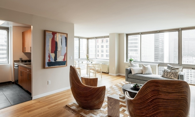 1 Bedroom, Financial District Rental in NYC for $2,542 - Photo 1
