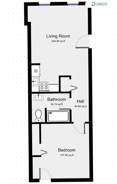 1 Bedroom, Fort Greene Rental in NYC for $2,625 - Photo 2