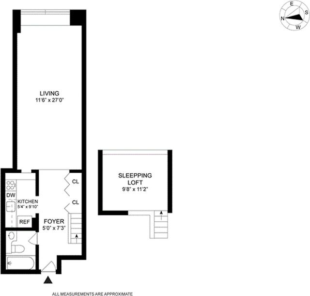 1 Bedroom, Koreatown Rental in NYC for $3,350 - Photo 2