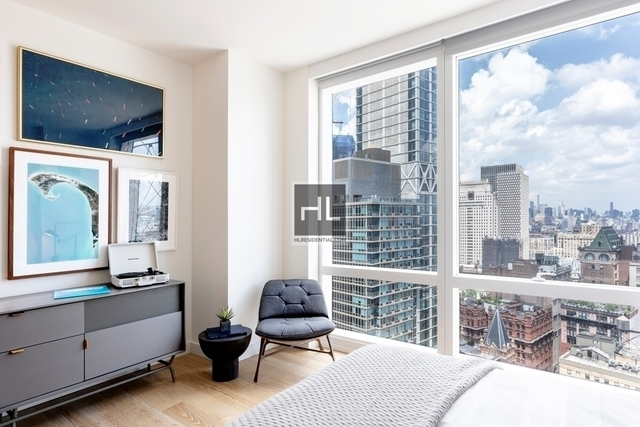 2 Bedrooms, Financial District Rental in NYC for $9,200 - Photo 1