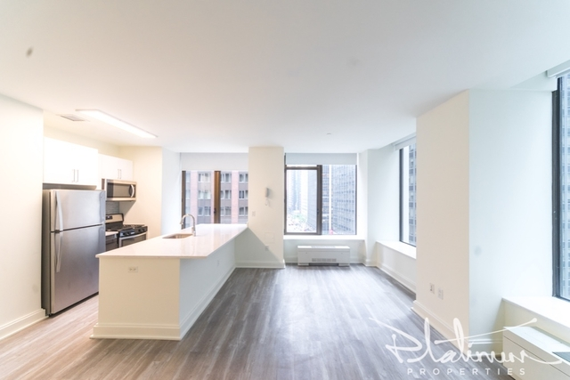 1 Bedroom, Financial District Rental in NYC for $4,443 - Photo 2