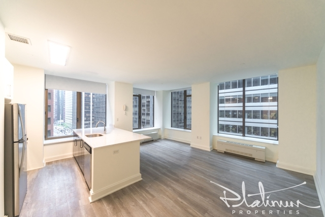 1 Bedroom, Financial District Rental in NYC for $4,443 - Photo 1