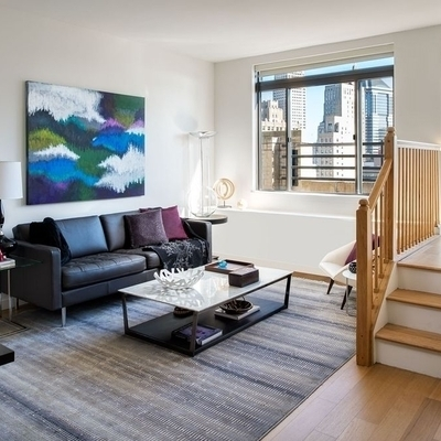 2 Bedrooms, Financial District Rental in NYC for $6,500 - Photo 1