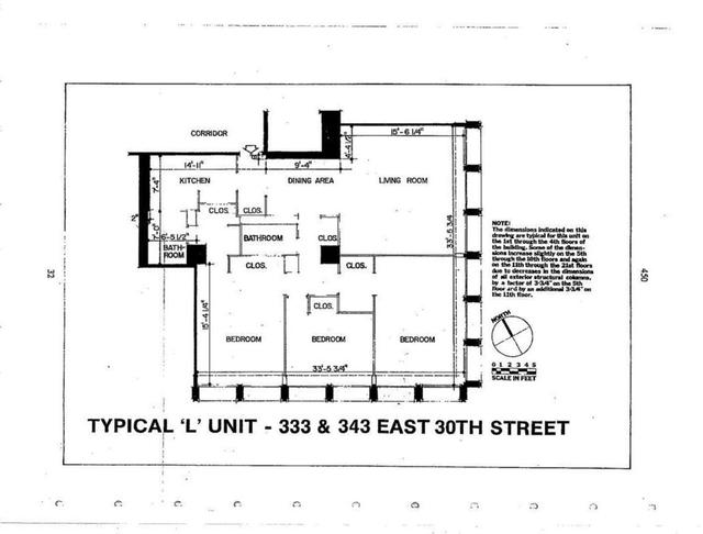 3 Bedrooms, Kips Bay Rental in NYC for $6,500 - Photo 2