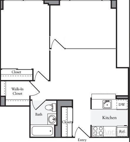 1 Bedroom, Hell's Kitchen Rental in NYC for $3,220 - Photo 2